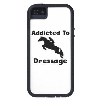 Enviciado al Dressage iPhone 5 Case-Mate Funda
