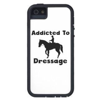 Enviciado al Dressage iPhone 5 Carcasas