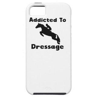 Enviciado al Dressage iPhone 5 Cárcasa