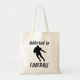 Enviciado al fútbol bolsas de mano