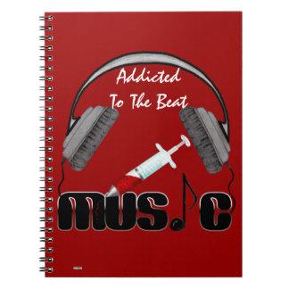 Enviciado al golpe notebook