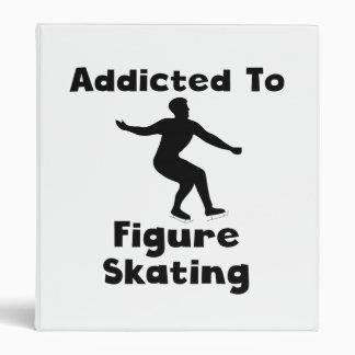 Enviciado patinaje artístico