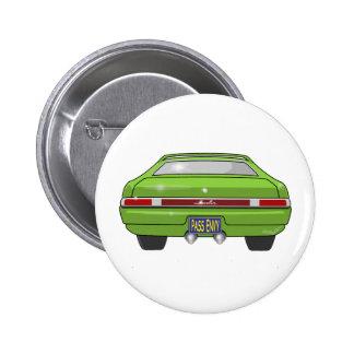 Envidia 1969 del paso de la jabalina de American Pin