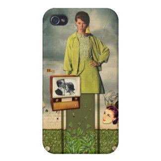 Envidia iPhone 4 Funda