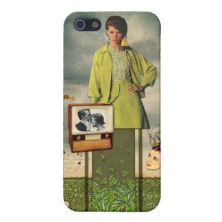 Envidia iPhone 5 Funda