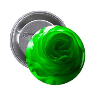Envidia verde Rose.jpg Pin Redondo 5 Cm