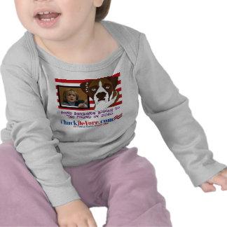 Envíe a Barbara Boxer a la libra en 2010 Camiseta