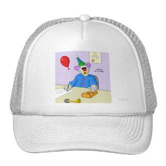 Envíe en el gorra de las copias