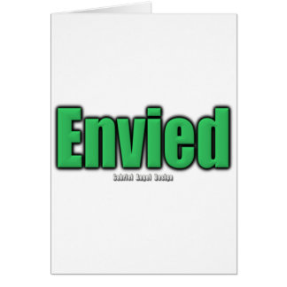 Envied Card