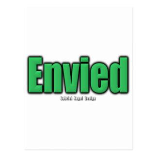 Envied Postcard