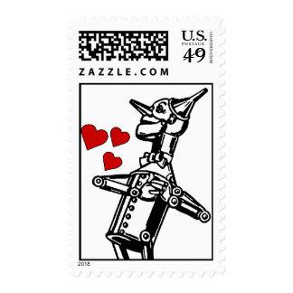 Envíelo con el amor del hombre de la lata - mago d sello