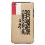 Envíeme a Indonesia iPod Touch Case-Mate Cobertura