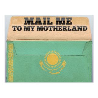 Envíeme a Kazajistán Postales