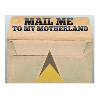 Envíeme a la Santa Lucía Tarjetas Postales