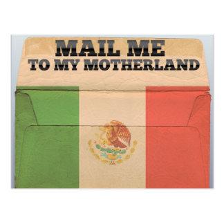 Envíeme a México Postales