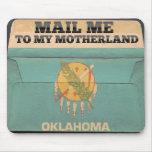 Envíeme a Oklahoma Alfombrilla De Raton