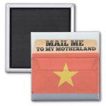 Envíeme a Vietnam Imanes Para Frigoríficos