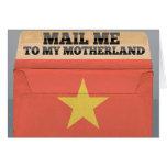 Envíeme a Vietnam Tarjeta