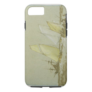 Envío, c.1828-30 (pluma, cepillo y tinta marrón, funda iPhone 7