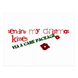 Envío de la postal de los besos