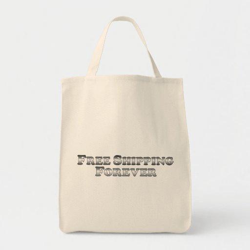 Envío gratis para siempre - básico bolsas de mano