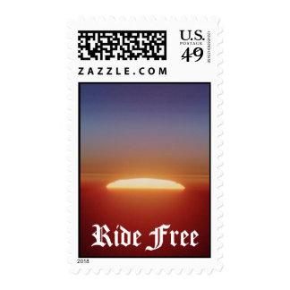 Envío postal gratis del paseo franqueo