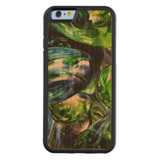 Envious Abstract Carved Cherry iPhone 6 Bumper Case