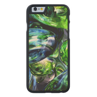 Envious Abstract Carved Maple iPhone 6 Slim Case