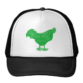 Envious Rooster Hats