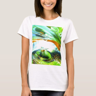 Envious Thoughts Abstract T-Shirt