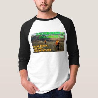 Enviromental Engineers Hike Hard T-Shirt