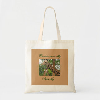 Enviromentally Friendly Budget Tote Bag