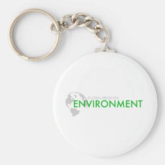 Environment Brigade Keychain