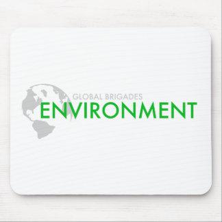 Environment Brigade Mouse Pad