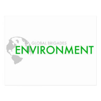 Environment Brigade Postcard