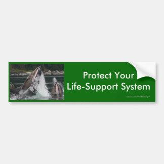 environment bumper stickers
