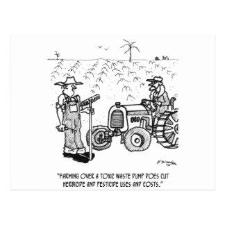 Environment Cartoon 1650 Post Cards