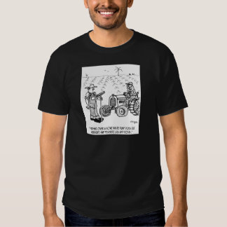 Environment Cartoon 1650 T Shirt
