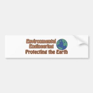 Environment Engineer Bumper Stickers