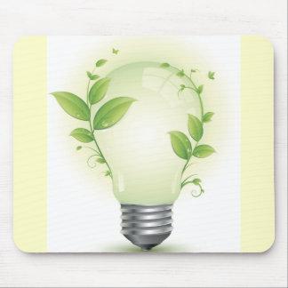 Environment Lightbulb3 Mouse Pad