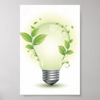 Environment Lightbulb3 Poster