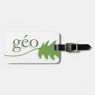 environment luggage tag