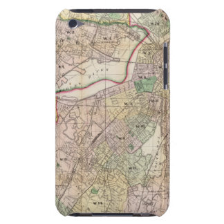 Environment of Boston Barely There iPod Cover
