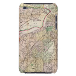 Environment of Boston Case-Mate iPod Touch Case