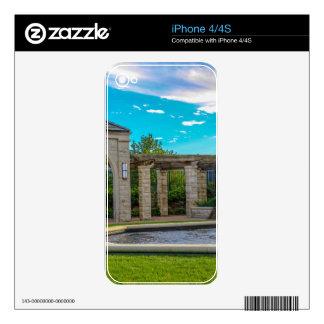 Environment iPhone 4S Skin