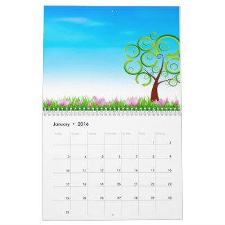 Environment to calendar