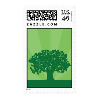 Environment Tree Stamps