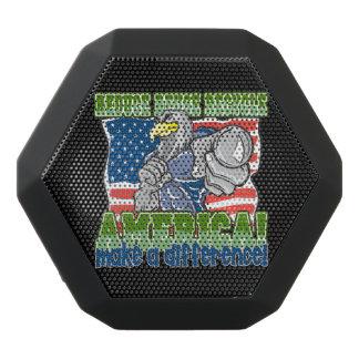 Environmental America Black Boombot Rex Bluetooth Speaker