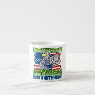 Environmental America Espresso Cup