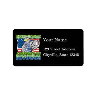 Environmental America Custom Address Labels